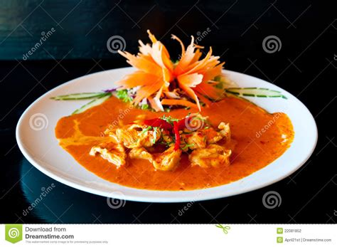 aroma indian cuisine chicken curry royalty free stock image cartoondealer