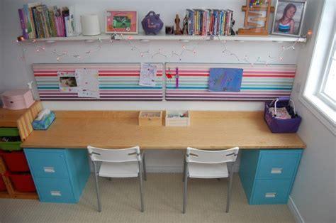 faire un bureau soi meme 10 bureaux à aménager soi même dans la chambre bricobistro