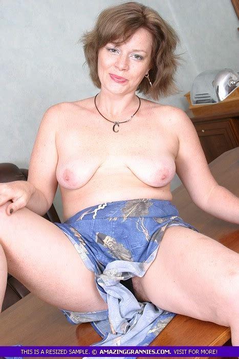 Russian Mature Mom Fuck Son