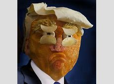 Processed Views Artists Create Donald Trump Portrait From