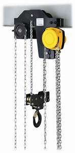 Chain Hoists With Geared Trolley Is A Tool Integrating Low