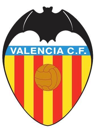 Ficheiro:Valencia Cf Logo original.png – Wikipédia, a ...