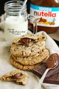 Bake To The Roots : nutella stuffed chocolate cookies bake to the roots ~ Udekor.club Haus und Dekorationen
