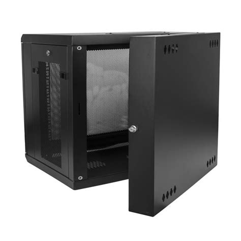 wall mount server cabinet 12u wall mount server rack cabinet 24 quot deep hinged