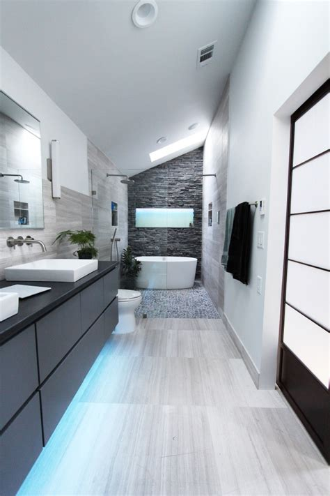 As you consider bathroom flooring ideas, your top vinyl sheet, rigid core, luxury vinyl tile and engineered tile all offer a high level of water, stain, and. 18+ Laminate Flooring Bathroom Designs, Ideas | Design Trends - Premium PSD, Vector Downloads