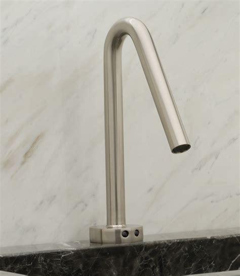 ultra modern automatic faucet sleek minimalist fa400 1400 series item fa400 1400 regular