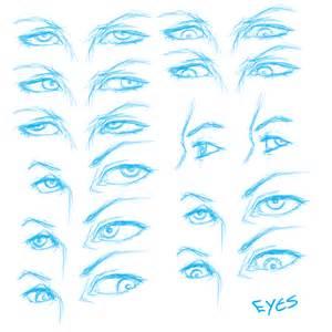 Eye Art Reference