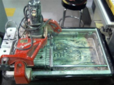 husky tools tile saw tile saw thd950l for parts or not