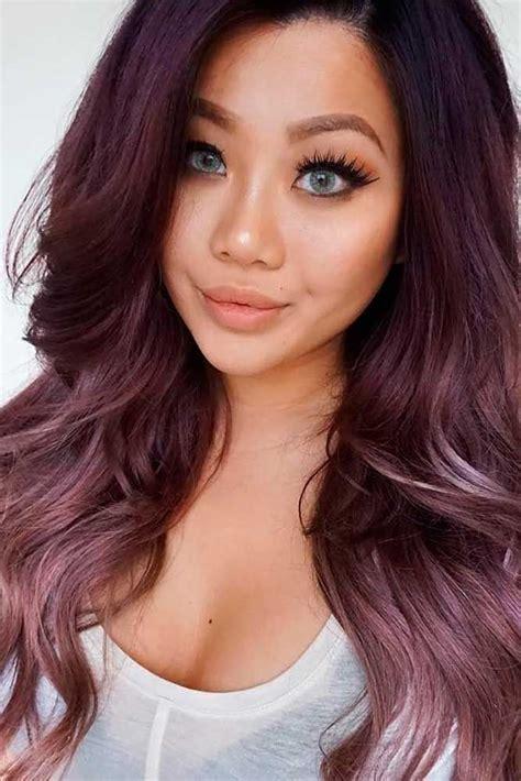 Hair Color 2017/ 2018   Chocolate lilac hair: how