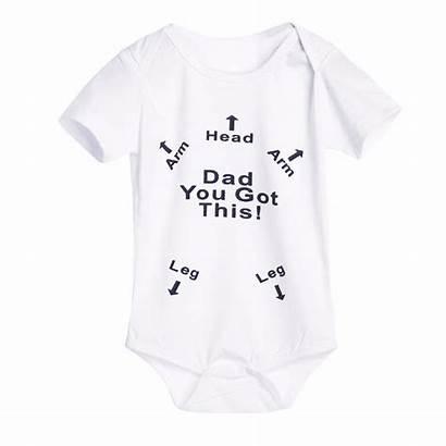 Summer Jumpsuit Infant Newborn Letter Clothes Sketch