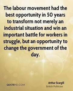 Labor Movement ... Famous Labor Movement Quotes
