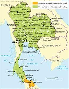 Thailand travel advice - GOV.UK