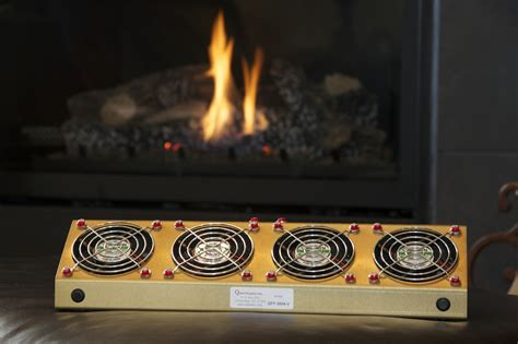 gas fireplace blower fan large quiet fireplace fan qff 3804 v quiet fireplace