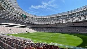 2018 FIFA World Cup stadiums preparation in July 2017 ...