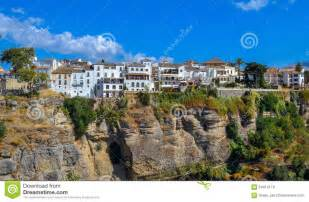 Old Town Ronda Spain