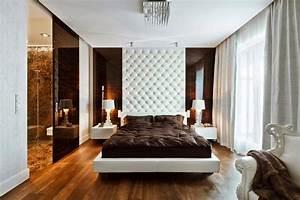 Master, Bedroom, Designs, In, Brown, Colors, 15, Design