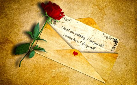 love letter wallpapers hd backgrounds images pics