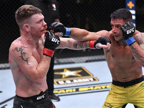 UFC 2020: Rafael dos Anjos beats Paul Felder, split ...
