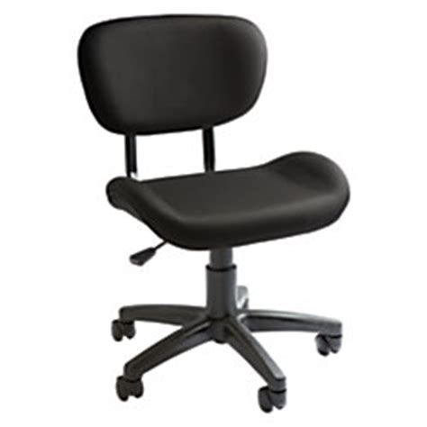 brenton studio bailey task chair black by office depot