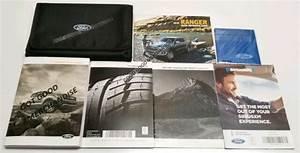 2019 Ford Ranger Owners Manual Super Cab Crew Cab V4 V5