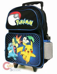 pokemon rolling backpack