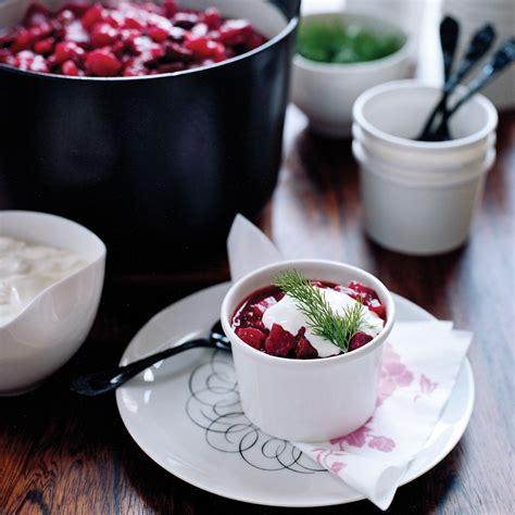 beet  red cabbage borscht recipe alison attenborough