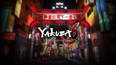 test de yakuza   song  life sur ps pc atjvl