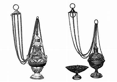 Church Censers Censer Catholic Boat Thuribles Items