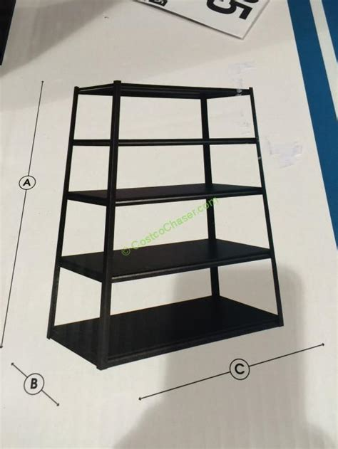 whalen  shelf storage rack industrial strength steel