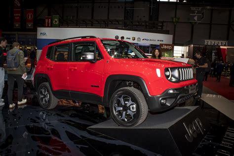 2020 jeep hybrid 2019 jeep renegade hybrid top speed