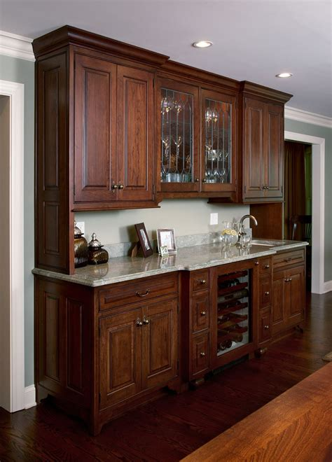 Wet Bar  Gallery  Custom Wood Products  Handcrafted