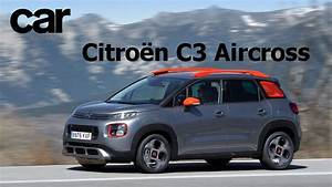 Citro U00ebn C3 Aircross Bluehdi 120 Eat6