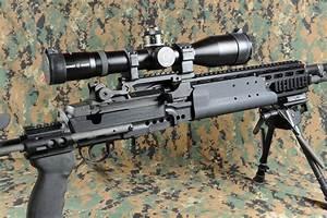 M39 emr — the m39 enhanced marksman rifle (emr