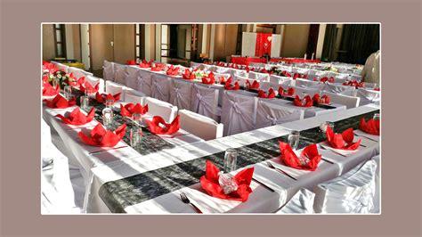 Schwarz Weiß Tischdeko by Stuhlhussenverleih Tischdeko Hochzeitsdeko
