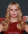 HELENA MATTSSON at 2012 New York Comic Con – HawtCelebs