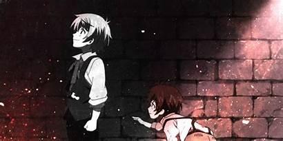 Anime Hug Sad Behind Luka Boy Gifs