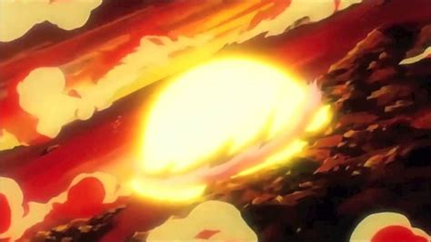 dragonball  vegetas explosion youtube