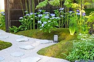 Faire Un Parterre De Galets : un jardin zen inspir des temples japonais d tente jardin ~ Dailycaller-alerts.com Idées de Décoration