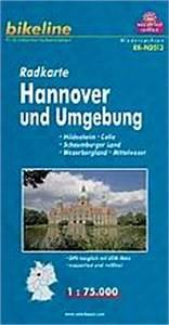 Möbelhäuser Hannover Und Umgebung : radkarte hannover mit steinhuder meer hildesheim celle schaumburger land mittelweser ~ Indierocktalk.com Haus und Dekorationen