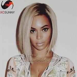 8A Brazilian Virgin Hair Beyonce Ombre Human Hair Bob Wig