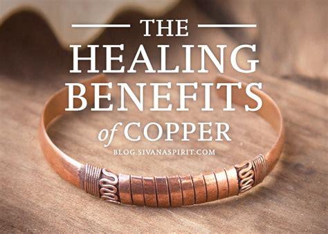 healing benefits  copper