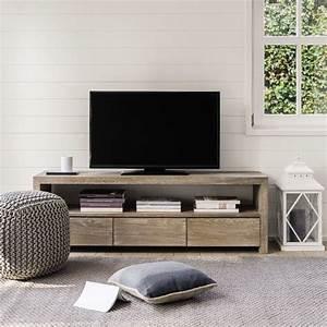 17 meilleures idees a propos de meuble tv chene massif sur With good meubles tv maison du monde 7 meuble