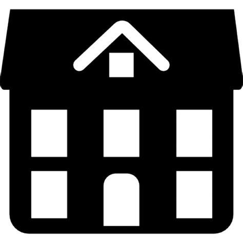 Haus Große Schwarze Silhouette  Download Der Kostenlosen