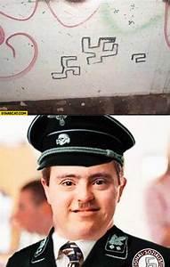 swastika fail starecat