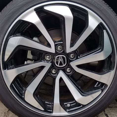 acura ilx 71833mb oem wheel 42800tv9a91 42800tv9a90 oem original alloy wheel