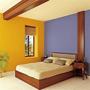 Bedroom wall color combinations asian paints bedroom and for Interior design bedroom wall color schemes video