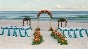 florida wedding packages all inclusive affordable all inclusive destin florida wedding packages by barefoot weddings