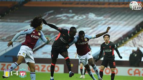 Aston Villa Vs Liverpool Results / 5uota Icjtcevm ...