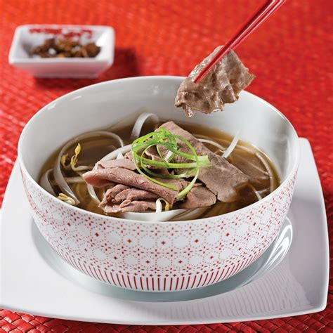 fondue vietnamienne cuisine asiatique soupe vietnamienne au boeuf recettes cuisine et