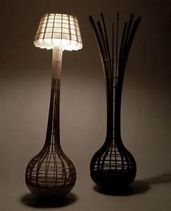 Lampe Bois Design : lampe design bois by jung jae yup tout le design ~ Preciouscoupons.com Idées de Décoration